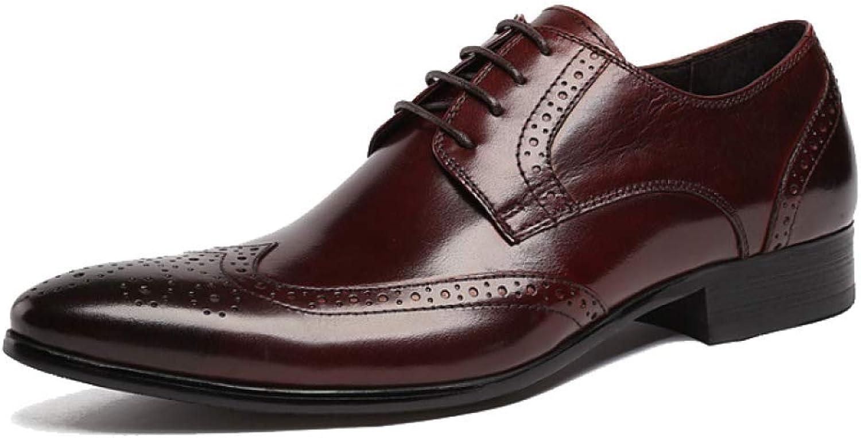 YCGCM Mans skor, skor, skor, England, Mode, Business, Pointed, Lace, Andable, Low -top skor  utlopp till salu