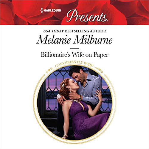 Billionaire's Wife on Paper cover art