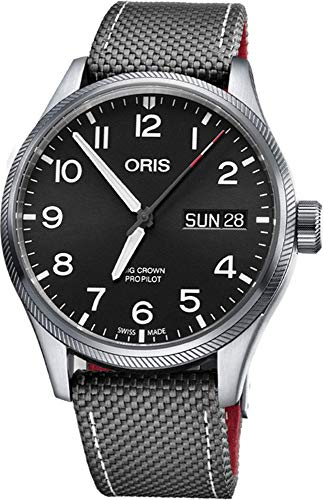 Oris 55th Reno Air Races Edición Limitada Reloj para Hombre 75276984194FS