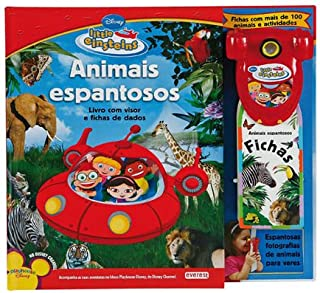 Little einsteins: animais espantosos