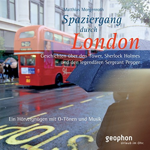 Spaziergang durch London Titelbild
