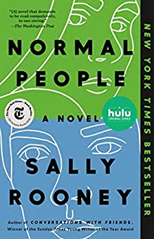 Normal People: A Novel by [Sally Rooney]
