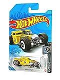 DieCast Hotwheels Bone Shaker mooneyes, Rod Squad 4/5 [Yellow] 161/250