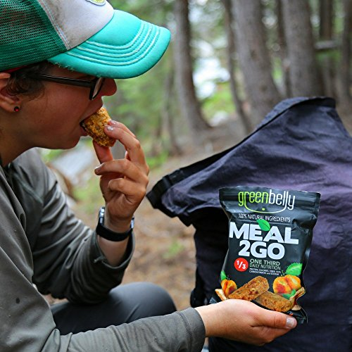 Greenbelly Backpacking Meals Food Bars