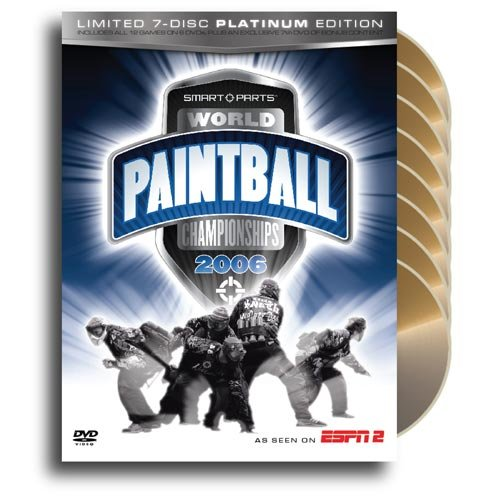 Smart Parts World Paintball Championships 2006: Limited 7-Disc Platinum Edition