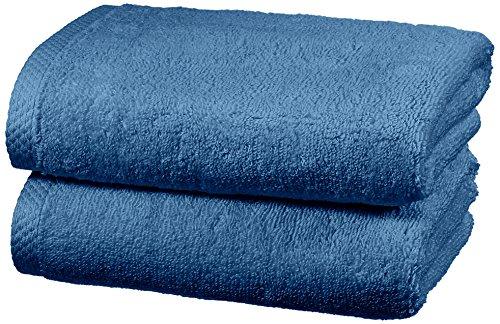 AmazonBasics - Juego de 2 toallas de secado rápido, 2
