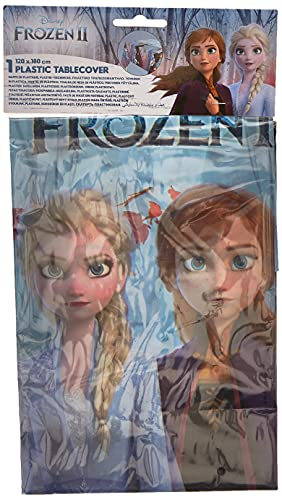 Disney Frozen 2 99487 - Mantel de mesa, color azul , color/modelo surtido