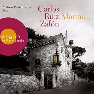Marina                   Autor:                                                                                                                                 Carlos Ruiz Zafón                               Sprecher:                                                                                                                                 Andreas Pietschmann                      Spieldauer: 7 Std. und 25 Min.     231 Bewertungen     Gesamt 4,4