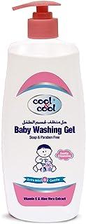 Cool & Cool Baby Washing Gel, 750 ml, Piece of 1