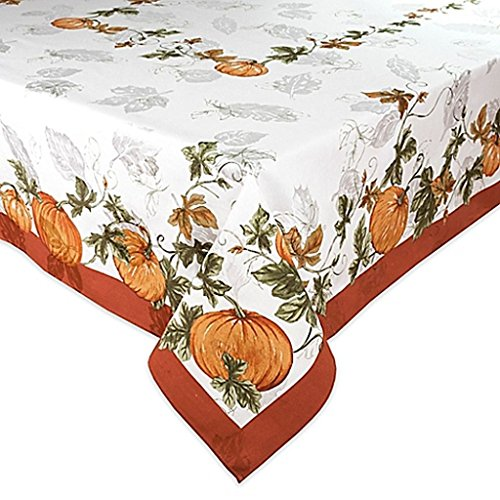 Bardwil Linens Cedar Grove 60-Inch x 140-Inch Oblong Tablecloth, your dining room into an inviting gathering spot and complements your finest dinnerware perfectly!