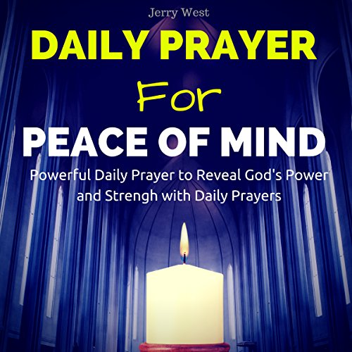 Daily Prayer for Peace of Mind  By  cover art