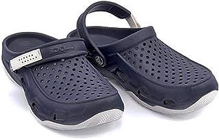 [クロックス] crocs メンズ クロッグ サンダル スウィフトウォーターデッキクロッグメン 軽量 クッション性 カジュアル デイリー スポーツ ウォーキング SWIFTWATER DECK CLOG M 203981