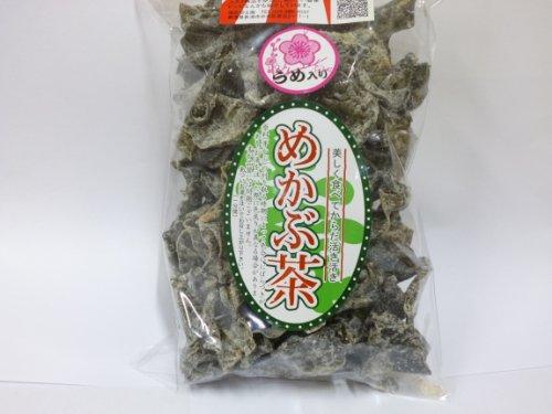 梅入りめかぶ茶 (300g)