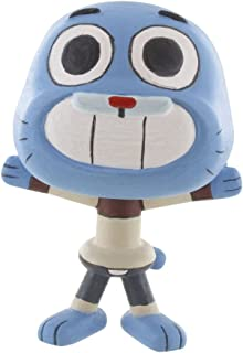 """Comansi COM-Y99752 """"Gumball Smiling from The Amazing World of Gumball"""" Action Figure"""