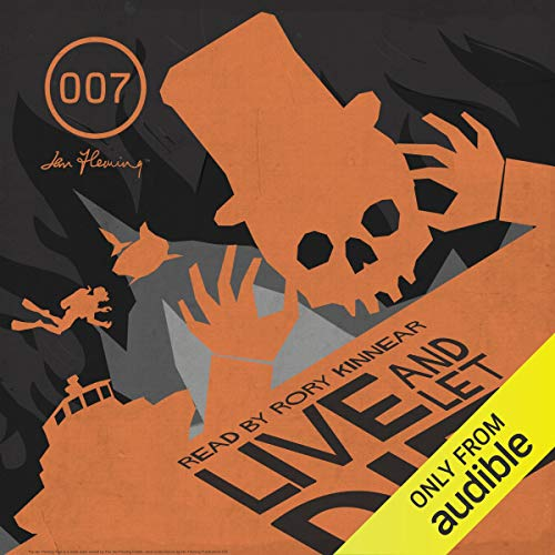 Live and Let Die audiobook cover art