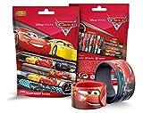 Craze Slap SNAP Bands Cars 3 Kinder Schnapparmband Armreif Armband Kinderschmuck 59532, Buntes...