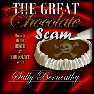 The Great Chocolate Scam audiobook cover art