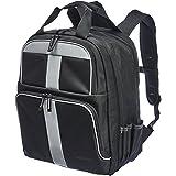 Amazonベーシック ツールバッグ バックパック 50ポケット 2つのフロントポケット付き