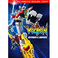 Voltron: Defender of the Universe: The Complete Original Series on DVD