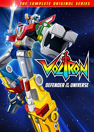 Voltron: Defender of the Universe - The Complete Original Series DVD Lion & Vehicle Force $19.99