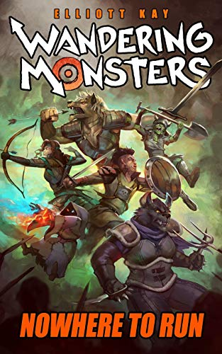 Nowhere to Run (Wandering Monsters) download ebooks PDF Books