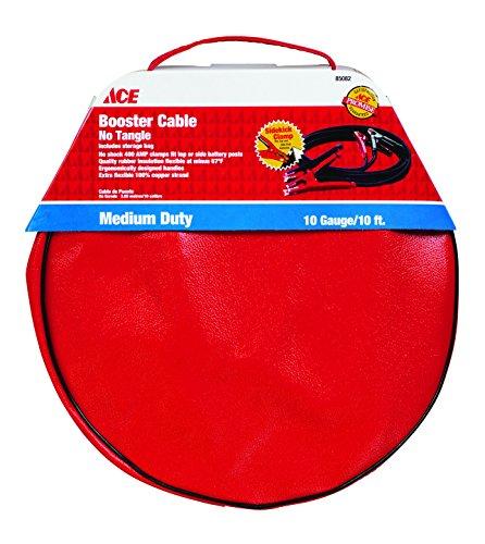 Ace Jumper Cable 10; 10 Ga.