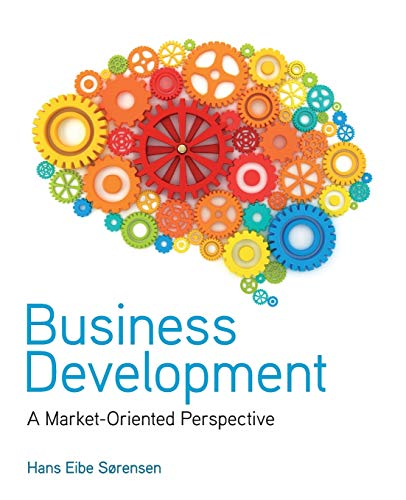Business Development: A Market-Oriented Perspective