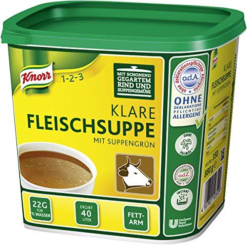 Knorr Fleischsuppe Bild