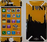 Upper Coque 3D iPhone 3G/3GS USA I Love NY