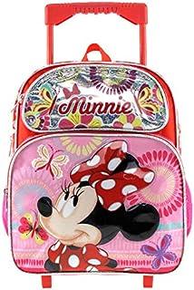 キャリーバッグ ディズニー ミニーマウス Mサイズ