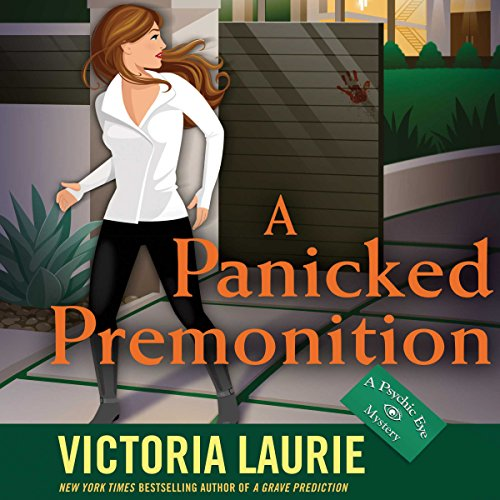 A Panicked Premonition audiobook cover art