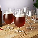 Spiegelau & Nachtmann, 6-teiliges Biertulpen-Set, Kristallglas, 440 ml, 4991884, Beer Classics - 3