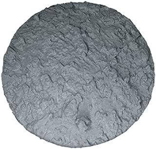 RockMolds Stepstone Stamp | DIY Rock Molds Concrete Texturing System for Garden Stepping Stones | Walk Maker | Pathmate | Paver Molds Half Moon Bay Boulder