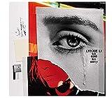 Lykke Li so traurig so sexy Album Cover Wandkunst Leinwand
