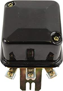 DB Electrical GDR6004 Generator Regulator For 12 Volt 4 Terminal 2 Unit Type/ Regulator Mounts on the Generator / Terminal...
