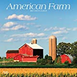 American Farms - Amerikanische Farmen 2020 - 16-Monatskalender: Original BrownTrout-Kalender [Mehrsprachig] [Kalender] (Wall-Kalender) - BrownTrout Publisher
