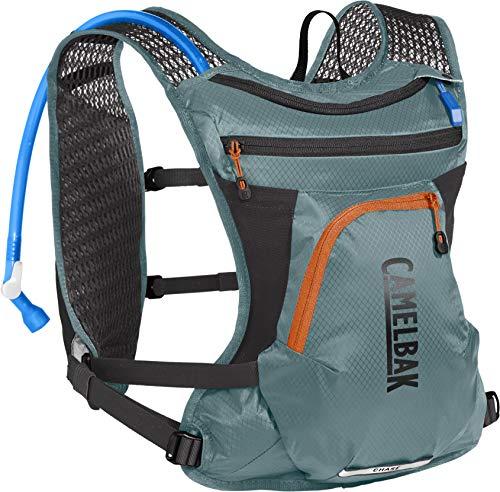 CAMELBAK Mochila Hidratación Chase Bike Vest Azul/Naranja 1.5L