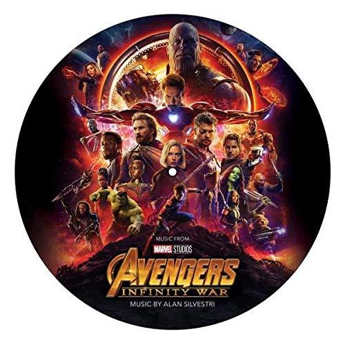 Avengers: Infinity War [Vinilo]