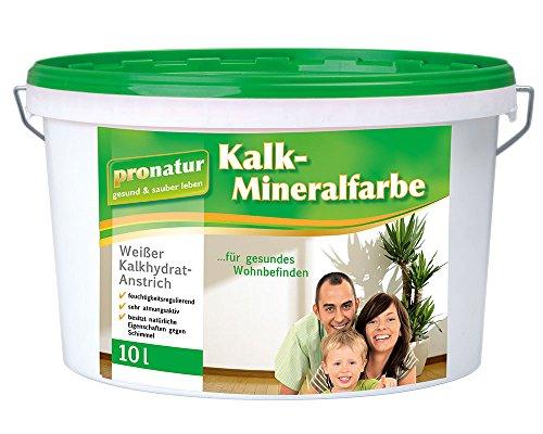 pronatur Kalk-Mineralfarbe 10 Liter