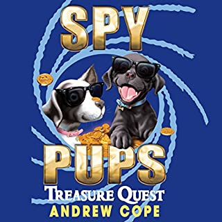 Spy Pups: Treasure Quest cover art