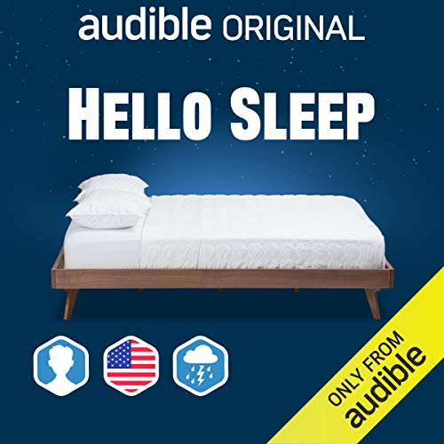 Hello Sleep: US/Male/Thunderstorms Background cover art