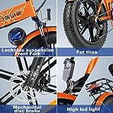 Zoom IMG-2 engwe bicicletta elettrica pieghevole 750w
