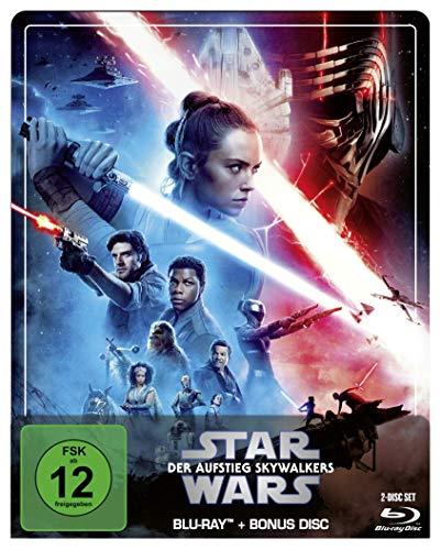 Star Wars: Der Aufstieg Skywalkers - Steelbook Edition [Blu-ray]