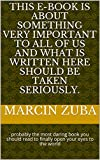 This E-book is about something very important to all of us and what is written here should be taken seriously.: probably the most daring book you should ... your eyes to the world (English Edition)