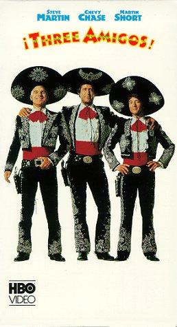 ¡Three Amigos! [USA] [VHS]