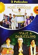 Pack: Hotel Marigold + Viaje A Djardeeling (Import Movie) (European Format - Zone 2) (2012) Judi Dench; Bil