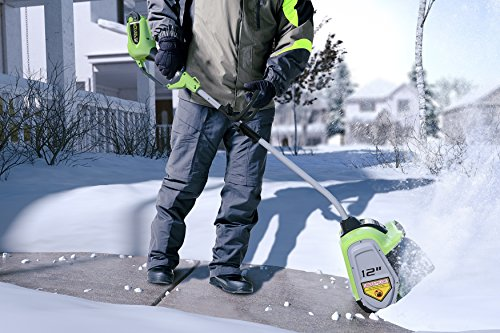 Snowy? Frosty? No problemo with an electric snow shovel 17