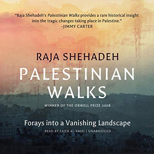 Palestinian Walks cover art