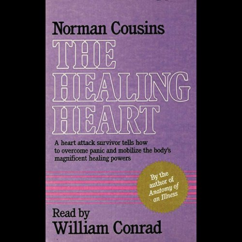 The Healing Heart audiobook cover art
