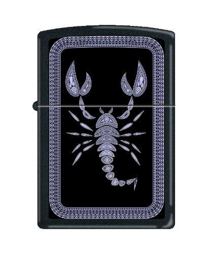 Zippo Feuerzeug 50811285 Ethnic Scorpion 3,5 x 1,0 x 5,5 cm